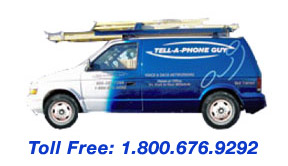 tell a phone van commercial products tell a phone guy inc  at alyssarenee.co